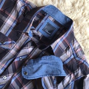 7 DIAMONDS MENS SHIRT